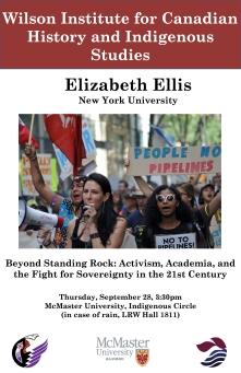 Liz Ellis Poster
