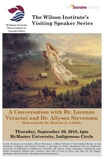 A Conversation Poster