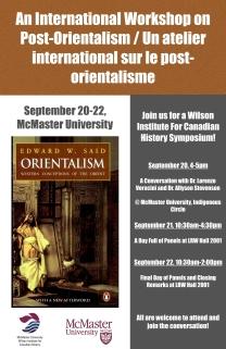 Post-Orientalism